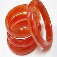Wholesale 20008 Natural Jade Bracelet The width is about mm mm the diameter of mm mmAgate Bracelets