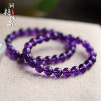 amethyst uruguay - Run Geqing the anniversary of the half off big promotion Uruguay Amethyst Bracelet A natural amethyst ring hand on the women s singles