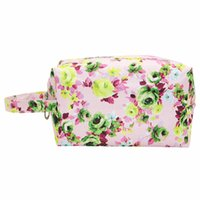 aluminum lucky - Lucky Portable Cute Multifunction Beauty Travel Cosmetic Bag Makeup Case Pouch Toiletry Makeup Case Zipper Mini Women Bags