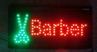 Wholesale led307 n semi outdoor Ultra Bright flashing inch barber open Modern Display Led Neon Sign WhiteBoard