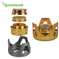 alcohol stove stand - Fire Maple Portable Mini Ultra light Spirit Health Alcohol Stove Outdoor Backpacking Hiking Camping Furnace with Stand