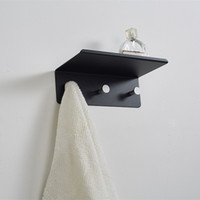 Wholesale COAT CLOTHES KEY RACK HOOK HOLDER HANGER HANGING WITH SHELF STORAGE FOR ENTRYWAY KITCHEN HIGH QUALITY
