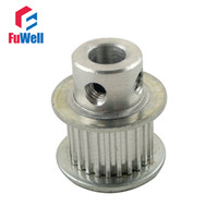 aluminum spur gear - Aluminum Alloy MXL Type mm Teeth Pitch Timing Belt Pulley Teeth mm Teeth Width Synchronizing Wheel Pulley for D Printer