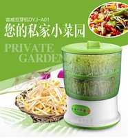 Wholesale bean sprouts machine automatic double bean sprouts machine high capacity intelligence fruits and vegetables