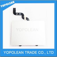 apple macbook touch - Genuine Touch Panel Touchpad Trackpad With Flex Cable For Apple Macbook Pro Retina A1398 Year MC975 MC976 Tested