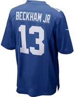 adults flash games - Men top quality cheap Odell Beckham Jr Blue Game Jersey Adult blue Game Jersey on sale S XL