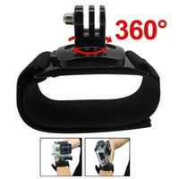 camera filter lens adapter - Gopro Accessories Degrees Gopro Wrist Band Arm Shell Strap With Go pro Adapter Mount For Go Pro HD Hero3 Camera Case