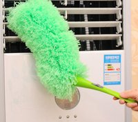 Wholesale Household Cleaning Car Dust Duster Washable Fan Furniture Cleaning pc