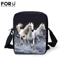 Wholesale Retail Small School Bags for Kids Boys Girls Crazy Horse Printing Schoolbags New Brand Baby Mochila Infant Outdoor Shoulder Bags