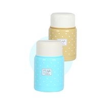 Wholesale Stainless Steel lunch box Insulated Vacuum Bottle High Luminance lunch box by DHL
