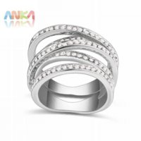 banded curtains - Newest Cross Engagement Rings With Platinum Plating and Pave Czech Crystals Fashion Jewelry Cheap jewelry curtain