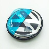 Wholesale Car Styling Wheel Center Caps Badge for VW TOUAREG Wheel Centre Hubs CAPS EMBLEM L6