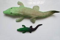 Wholesale 6pcs Interesting novelty toys In the water can expand the expansion of the larger animals bubble water toys