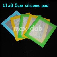 Wholesale hot selling cm silicone mat silicone pad dab wax oil mat silicone dab wax vaporizer oil mat