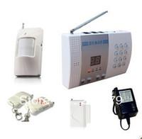 Wholesale Voice calls home burglar alarm infrared alarm wireless alarm