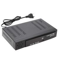 Wholesale Digital HD P DVB T2 S2 COMBO Video Broadcasting TV Receiver H MPEG Compatible DVB S DVB T Set Top Box