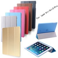 apple i pad covers - Luxury Tablet Heavy Duty Shockproof Smart Leather Stand Case Cover for Apple Ipad Air Air2 Pro Inch I Pad Air Coque