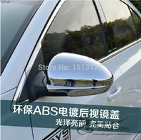 Wholesale New For Chevrolet Chevy Cruze ABS chromium plating mirror cover set