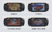 Wholesale Best inch color screen handheld game console GB memory not for psp console support nes games TF card video music camera
