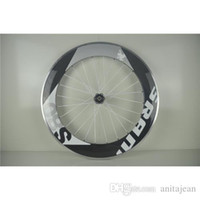 best mountain bike rims - Fixed Gear Wheels mm Full Carbon Glossy Clincher Rim C Road Bike Wheelsets s with High Quality and Best Price