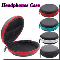 key cover - High Quality Earphone Storage Carrying Bag Earpphone Earbud Case Cover For USB Cable Key Coin Mini Zipper Case Without Package