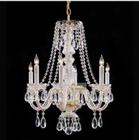 Wholesale Modern Crystal Chandelier Light Living Room Chandelier Villa Luxury Chandelier Lighting Head Light