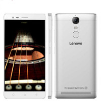 Wholesale Original Lenovo K5 NOTE Prime G LTE Smartphone Inch Screen G RAM G ROM Android5 Octa Core Fingerprint ID
