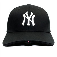 audio image - New Brand Sport Camera Hat Black NY Cotton HD P G SD Card Bulit Audio Recording