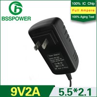 Wholesale 2 AC V V A Power Supply Adapter Switching Converter Charger With mm US Style
