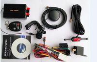 accessories gps device - Car GPS Tracker TK103 GPS GSM GPRS Vehicle Tracking Device Remote Control Car Alarm GPS QuadbandAuto Accessories