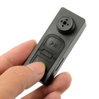 Secrets vidéo Prix-Caméra 4Go vidéo numérique avec le bouton zoom Telescope espion secret 640x480 vente chaude spy cam