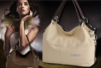 Wholesale New Retro Vintage Women s Leather Handbag Tote Trendy Shoulder Bags Messenger Bag Cross body bag Bolsas