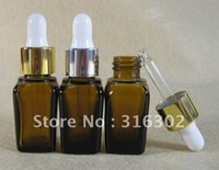 Wholesale essential oil bottle ml square essential oil bottle ml glass bottle