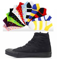 Wholesale Classic color Men And Women s Socks Lover and Ladies DH2002
