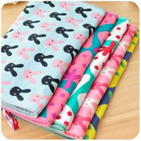Wholesale Cartoon strawberry towel cotton towel cute towel