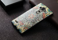 best price painting - Newest For LG G4 Phone Cases Covers D Stereo Relief Painting Back Cover For LG G4 G5 Slim Silicon Protector With Best Price