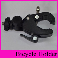 Wholesale Bicycle Bike Motorcycle Handlebar Mount Tripod Tripods Monopods for Digital Camera DV Cam Video
