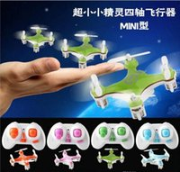 Wholesale drone Christmas gift Drone Hot Sale Cheerson CX CX10 G Remote Control Toys CH Axis RC Quadcopter rc helicopter VS Syma