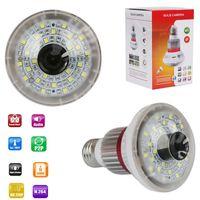 cámara lámpara inalámbrica Eazzydv HD720p IP, acceso remoto, el doble de alerta, la luz LED blanco