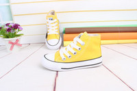 Wholesale New brand kids canvas shoes fashion high low shoes boys and girls sports canvas shoes and sports children shoes