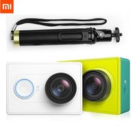 Wholesale Original Xiaoyi Sports Camera Xiaomi WiFi Action Camera MP P HD Bluetooth Smart Camera Travel Edition
