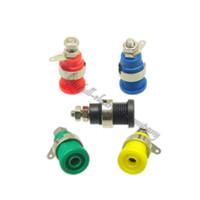 audio binding posts - Color mm M12 Binding Post Connector Banana Plug Female Audio Power
