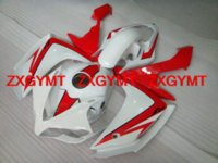 Wholesale Body Kits YZF1000 R1 Red White Injection moulding Fairing Kits YZF R1 year ZXGYMT