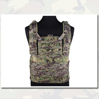 Wholesale RRV Tactical Vest Hunting Airsoft Paintball Emersongear Army Combat Camouflage Hunting Gear Multicam MC