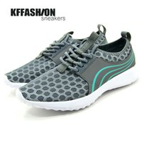 athletic walking shoes for men - man sport running shoes for spring summer season use d mesh breathable fashion sneakers man outdoor athletic walking shoes man zapatos