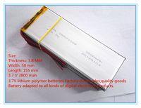 best digital tablet - best battery brand The large capacity V tablet polymer battery mah MID ebook with digital batteries