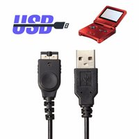 Wholesale High Quality M USB Power Charging Charger Cable for Nintendo DS Gameboy Advance GBA SP