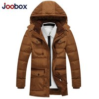 Wholesale Fall Winter Jacket Men New Brand Mens Parka Hooded Coats Casual Thick Outwear For Men Big Yards jaqueta masculina
