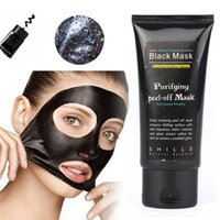 Wholesale New Arrivals SHILLS Purifying Blackhead Remover Black Mud Face Mask Deep Cleansing Peel Acne Shrink Pore Oil control ID4
