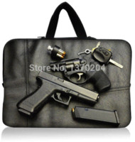 Wholesale Men Neoprene Gun Laptop Bag quot quot quot quot quot quot quot Notebook Computer Tablet PC Sleeve Case Mousepad